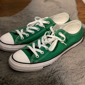 Gently used converse